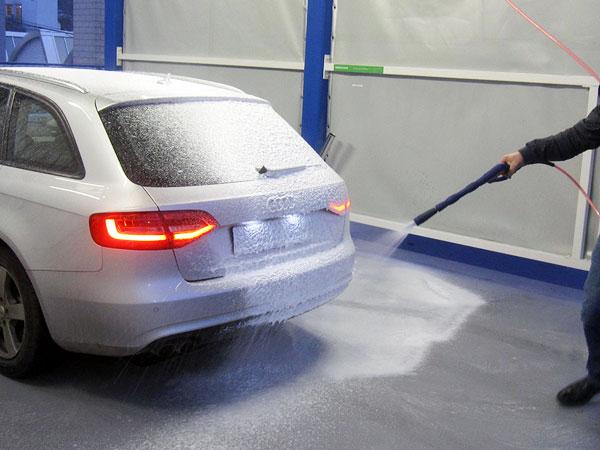 auto waschen selbst in der nahe